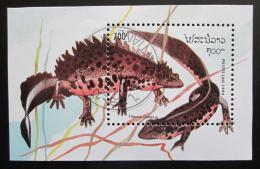 Poštovní známka Laos 1994 Èolek velký Mi# Block 150