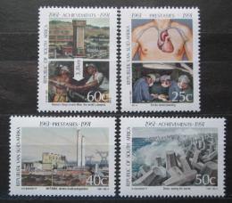 Poštovní známky JAR 1991 Národní úspìchy Mi# 818-21 Kat 8.50€