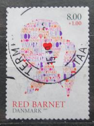 Poštovní známka Dánsko 2014 Dìtská asociace Red Barnet Mi# 1770