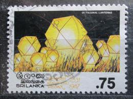 Poštovní známka Srí Lanka 1987 Laterny Mi# 785