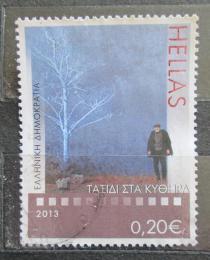 Poštovní známka Øecko 2013 Filmový plakát Mi# 2706