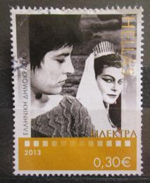 Poštovní známka Øecko 2013 Filmový plakát Mi# 2707