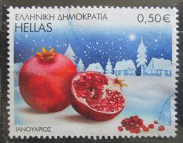 Poštovní známka Øecko 2014 Mìsice v roce - leden Mi# 2765