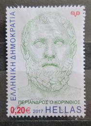 Poštovní známka Øecko 2017 Periander Korintský Mi# 2958