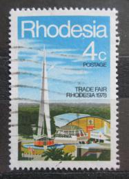 Poštovní známka Rhodésie, Zimbabwe 1978 Veletrh RHODESIA Mi# 204
