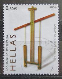 Poštovní známka Øecko 2006 Historická vodní pumpa Mi# 2386