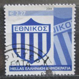Poštovní známka Øecko 2006 FK Ethnikos Peiraios Mi# 2395 Kat 4.50€