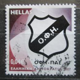 Poštovní známka Øecko 2007 OFI Kreta Mi# 2441