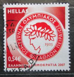 Poštovní známka Øecko 2007 Olympiakos Piraus Mi# 2442