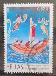 Poštovní známka Øecko 2009 Øecké báje Mi# 2530