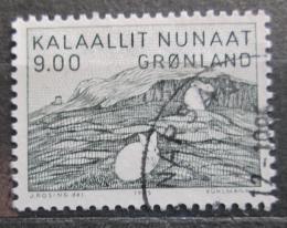 Poštovní známka Grónsko 1985 Umìní, Gerhard Kleist Mi# 161