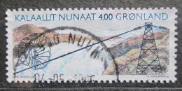 Poštovní známka Grónsko 1994 Fjord Bukse Mi# 246