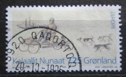 Poštovní známka Grónsko 1994 Evropa CEPT Mi# 248