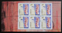 Poštovní známky Grónsko 2000 Kulturní dìdictví Mi# 356