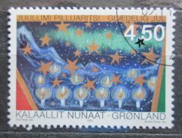 Poštovní známka Grónsko 2000 Vánoce Mi# 359