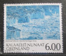 Poštovní známka Grónsko 2005 Dìdictví UNESCO Mi# 439