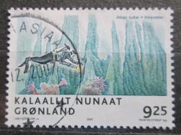 Poštovní známka Grónsko 2005 Geologicko-biologický prùzkum Mi# 446