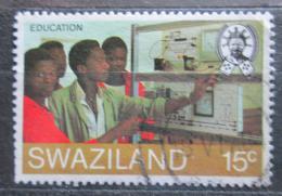 Poštovní známka Svazijsko 1984 Vzdìlávání Mi# 446
