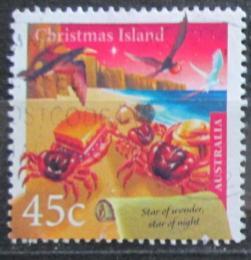 Poštovní známka Vánoèní ostrov 2000 Vánoce Mi# 478