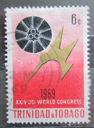 Poštovní známka Trinidad a Tobago 1969 Kongres Obchodní komory Mi# 256