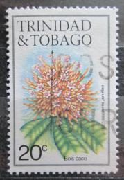 Poštovní známka Trinidad a Tobago 1983 Isertia parviflora Mi# 482 I