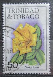 Poštovní známka Trinidad a Tobago 1983 Solandra grandiflora Mi# 483 I