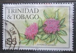 Poštovní známka Trinidad a Tobago 1988 Centratherum punctatum Mi# 493 VI Kat 6€