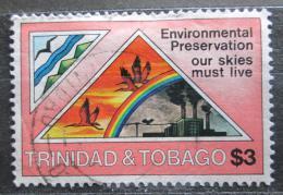 Poštovní známka Trinidad a Tobago 1981 Ochrana životního prostøedí Mi# 434