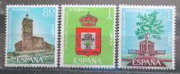 Poštovní známky Španìlsko 1966 Guernica, 600. výroèí Mi# 1610-12
