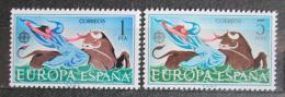 Poštovní známky Španìlsko 1966 Evropa CEPT Mi# 1642-43