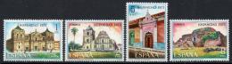 Poštovní známky Španìlsko 1973 Španìlsko-americké dìjiny Mi# 2049-52