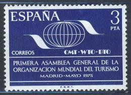 Poštovní známka Španìlsko 1975 Svìtová turistická organizace Mi# 2154