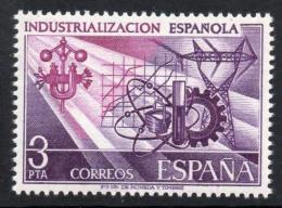 Poštovní známka Španìlsko 1975 Industrializace Mi# 2185
