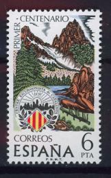 Poštovní známka Španìlsko 1976 Horská scenérie Mi# 2200