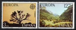 Poštovní známka Španìlsko 1977 Evropa CEPT Mi# 2299-2300