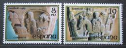Poštovní známky Španìlsko 1979 Vánoce Mi# 2442-43
