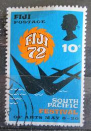 Poštovní známka Fidži 1972 Jihopacifický festival umìní Mi# 298