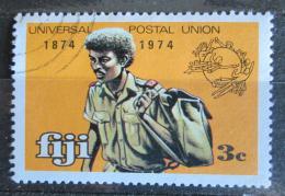 Poštovní známka Fidži 1974 Poštovní doruèovatel Mi# 320