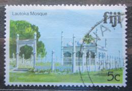 Poštovní známka Fidži 1980 Mešita Lautoka Mi# 402