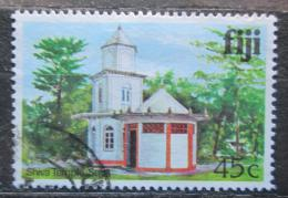 Poštovní známka Fidži 1980 Chrám Shiva, Suva Mi# 411