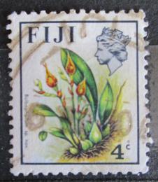 Poštovní známka Fidži 1976 Bulbophyllum Mi# 333