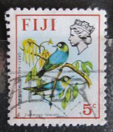 Poštovní známka Fidži 1971 Kruhooèko Mi# 280 X