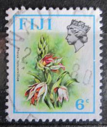 Poštovní známka Fidži 1976 Phaius tancarvilliae Mi# 335