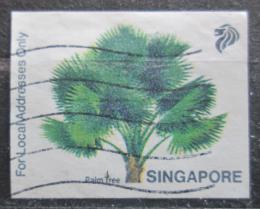 Poštovní známka Singapur 1993 Lontar vìjíøovitý Mi# 709