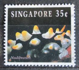 Poštovní známka Singapur 1994 Phyllidia arabica Mi# 714