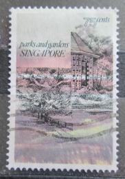 Poštovní známka Singapur 1978 Botanická zahrada Mi# 297