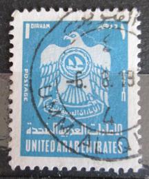 Poštovní známka SAE 1976 Státní znak Mi# 65