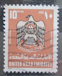 Poštovní známka SAE 1977 Státní znak Mi# 80