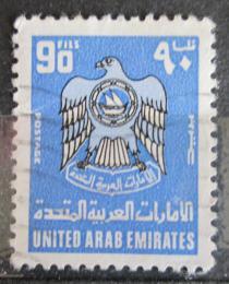 Poštovní známka SAE 1977 Státní znak Mi# 86
