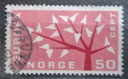 Poštovní známka Norsko 1962 Evropa CEPT Mi# 476